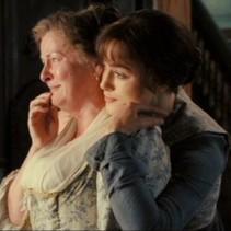 Brenda Blethyn as Mrs. Bennet