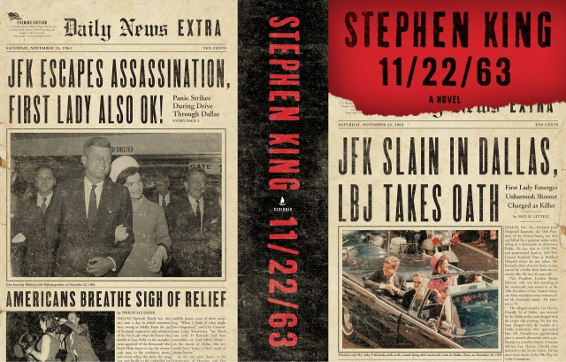 USA Cover of 11/22/63